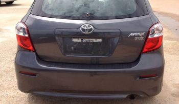 Toyota Matrix 2010 Gray full