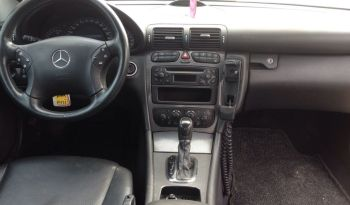 Mercedes Benz C240, 2003 full