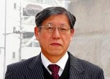いづろ商店街振興組合 理事長 田淵健二 やさしい、おじさんです。