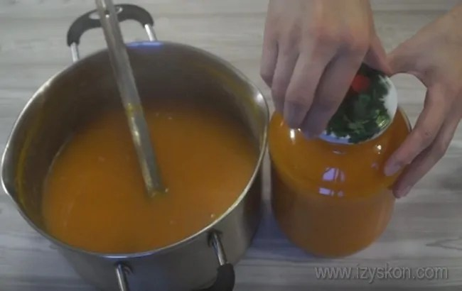 Теперь вы знаете, как просто сделать сок из тыквы в домашних условиях. как в нашем рецепте с фото.