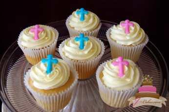 (620) Sugar Cross Cupcakes