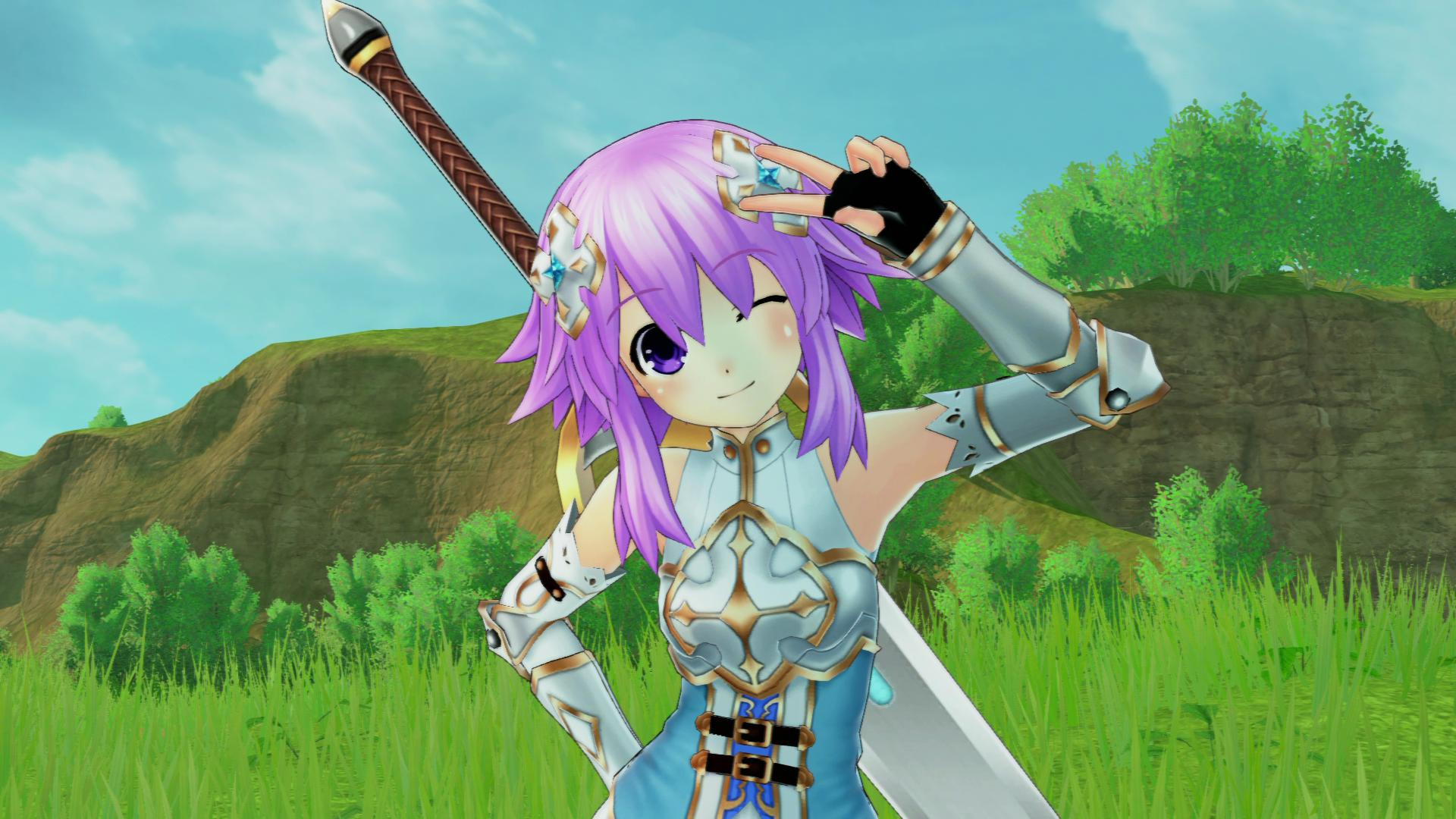 Release - Cyberdimension Neptunia: 4 Goddesses Online ...