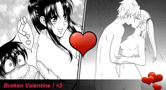 Happy Valentine ♥  Love, Broken & Nana