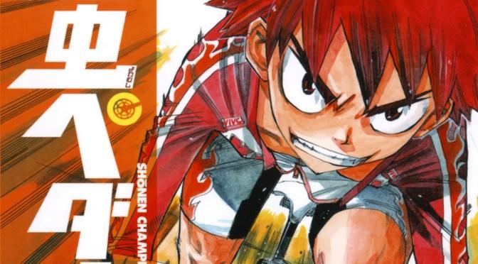 Yowamushi Pedal Volume 3 chapitres 20 à 25