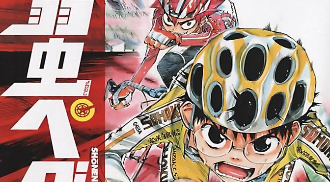 Yowamushi Pedal Volume 4 chapitres 32 à 34