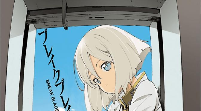 Broken Blade volume 17 chapitre 90