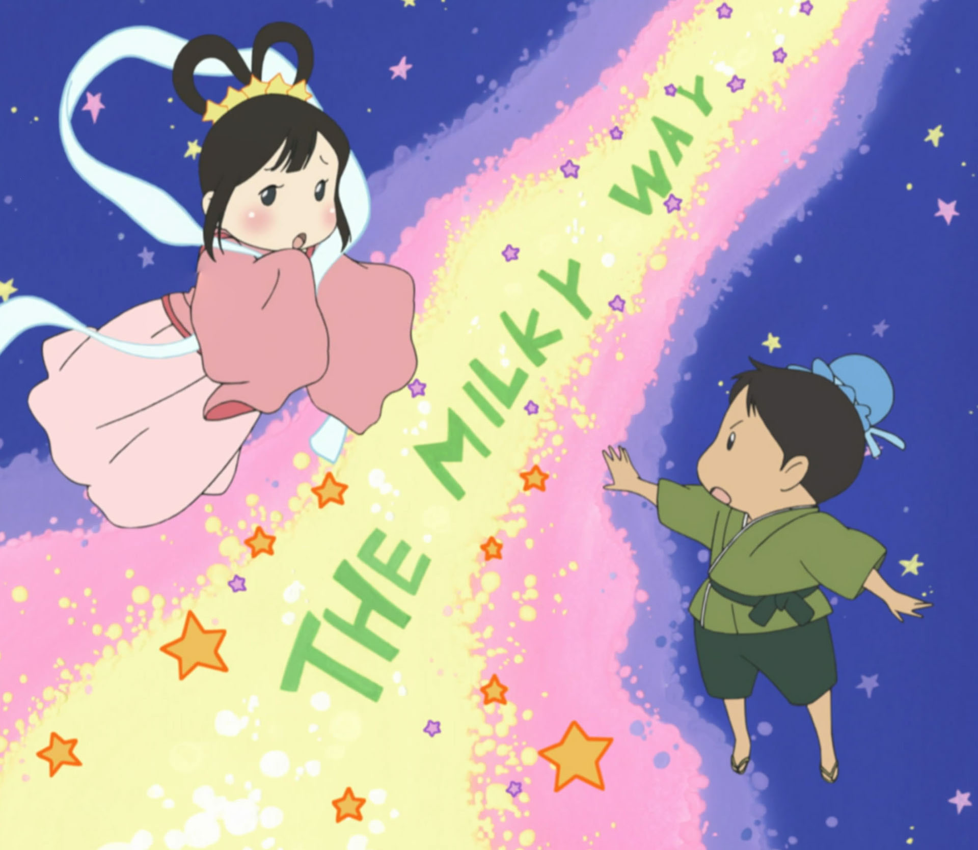 The Story Of Tanabata