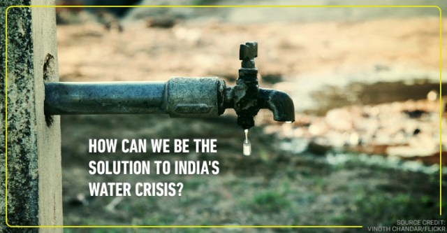 solution water crisis