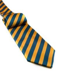 Blue and Orange Tie in Blue/Orange