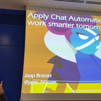 Apply Chat Automation today - Work smarter tomorrow