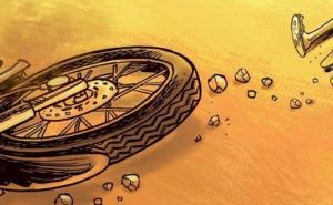 ilustrasi-kecelakaan-motor