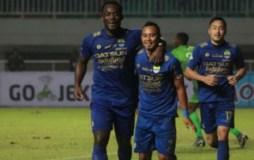 Liga Gojek Traveloka, Persib Tumbangkan Sriwijaya 2 – 0