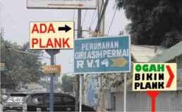 """Berani Euy, Pabrik """"X"""" di Kecamatan Batujajar Beroperasi Tanpa Plank Nama"""
