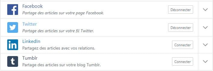 أيقونات  مواقع التواصل الاجتماعي