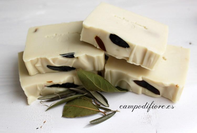 Jabones de aceite de oliva
