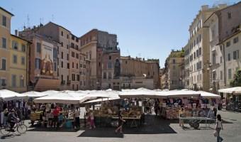 Piazza Campo dei Fiori
