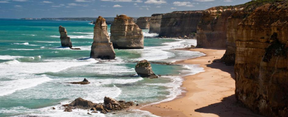 Peligros australianos : Los 12 apóstoles