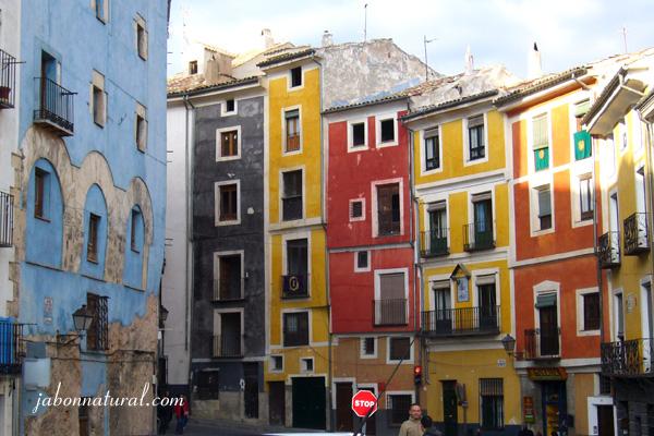 Calle de Cuenca - jabonnatural.com