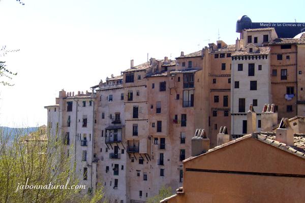 Casas colgadas de Cuenca - jabonnatural.com
