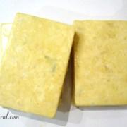 Receta de jabón de limón