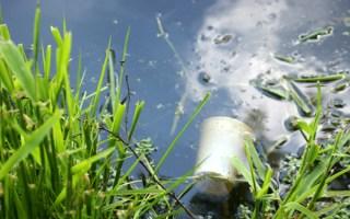 Contaminación del agua por plásticos