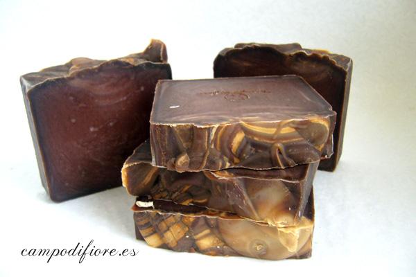 Jabón de cacao y chocolate de Campo di fiore