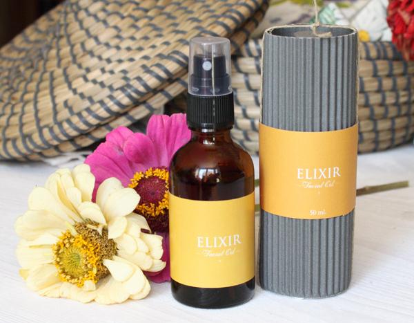 Aceite facial Elixir de Campo di fiore