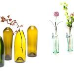 Reutilizando Botellas en Floreros