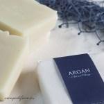 Jabón natural de Argán