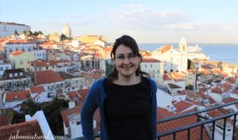Mirador desde el Castillo - Lisboa