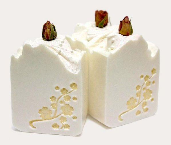 Jasmine Soap. Cold Process Soap