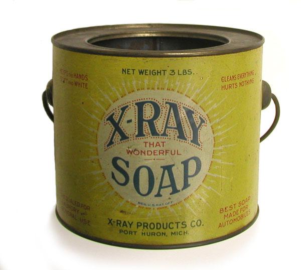 Jabón Rayos X