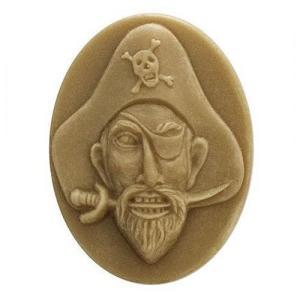 Molde para jabones Pirata