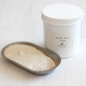 Arcilla blanca envase 250 gramos