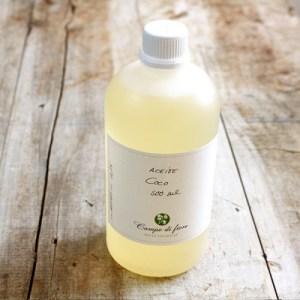 Aceite de coco convencional 500 ml