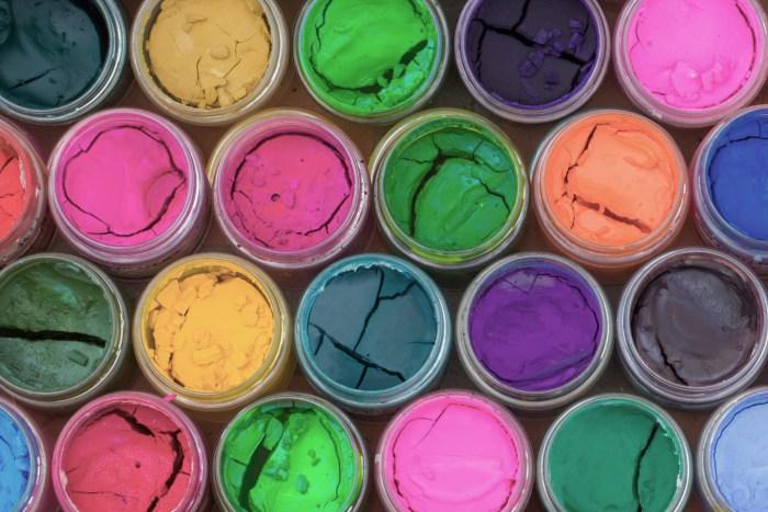 Cómo probar colorantes en jabones