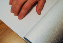 Braille Invention, Braille history, who invented Braille, Braille Information