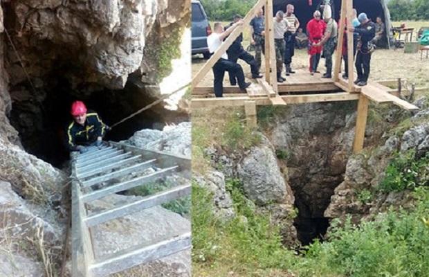 Mostar: Zaustavljena ekshumacija jame Radača 1