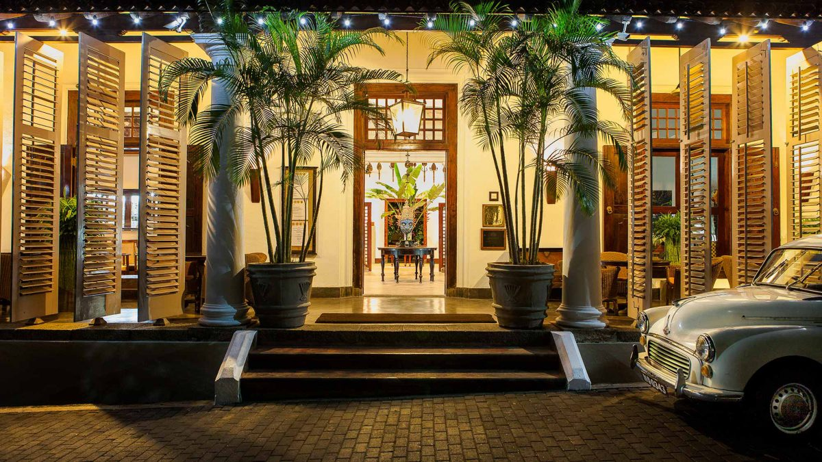 Galle Fort Hotel Luxury Hotel In Galle Jacada Travel