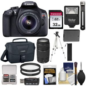Canon EOS Rebel T6 Wi-Fi Digital SLR