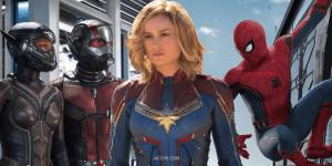 Captain-Marvel-Ant-Man-2-Spider-Man