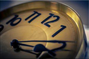 le temps est votre actif le plus important