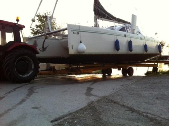 catamaran-helling