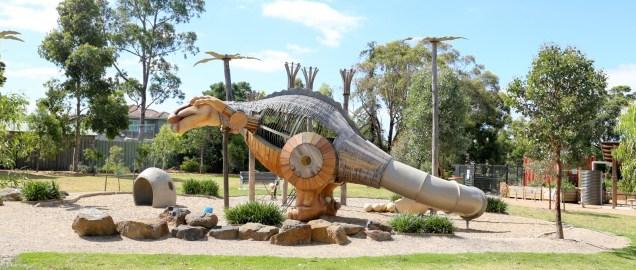 McNish Reserve, Dinosaur Park, Yarraville-15