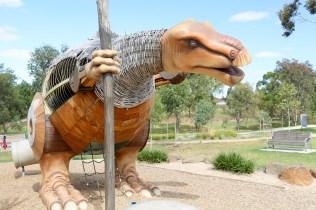 McNish Reserve, Dinosaur Park, Yarraville-4