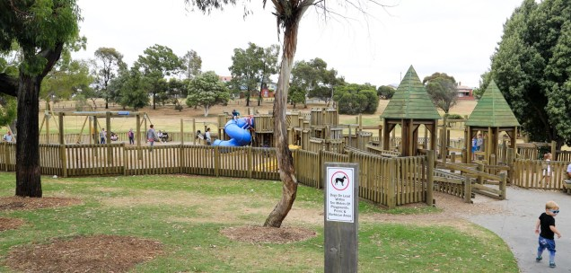 Rippleside Park, Geelong-1