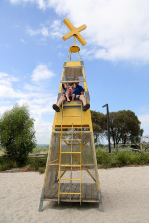 Webb Dock Playground, Port Melbourne-15