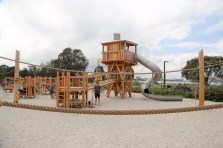 Webb Dock Playground, Port Melbourne-5