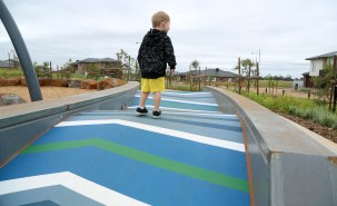 Pioneer Drive Playground, Woodlea-9