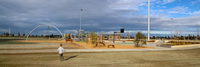 Wiliams Landing Sports Precinct, Williams Landing-1